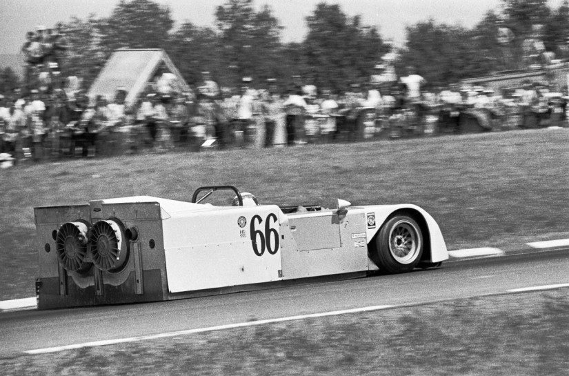 Chaparral 2J – maybe the most unusual racing car in the world