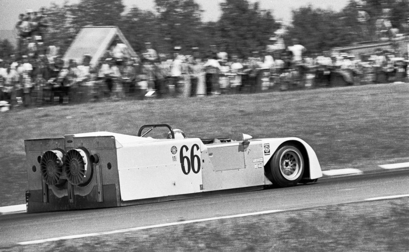 Chaparral 2J – maybe the most unusual racing car in theworld