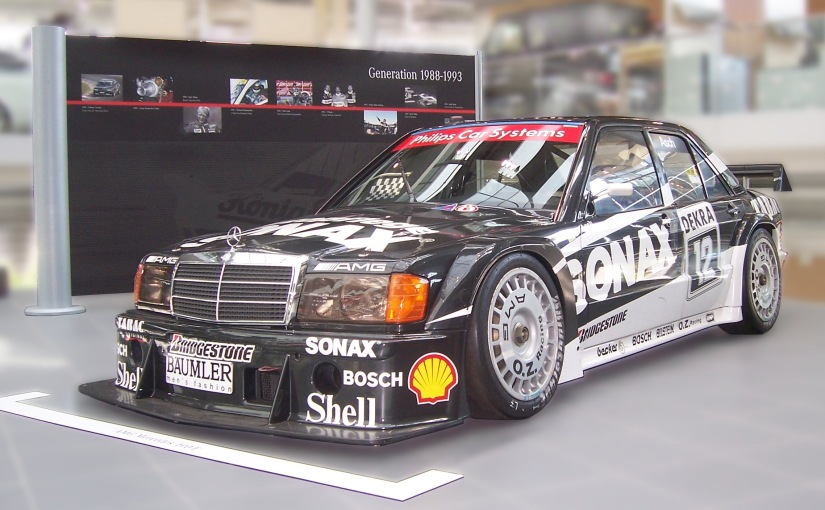 Mercedes-Benz 190 E 2.5-16 EvolutionII
