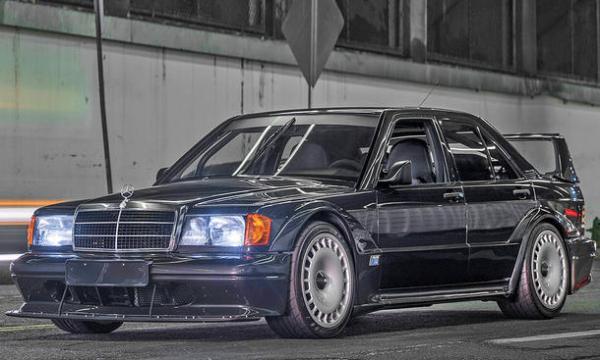 Mercedes-Benz 190 E 2 5-16 Evolution II – Motorsports History