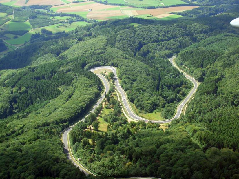 "Nürburgring – ""The Green Hell"""