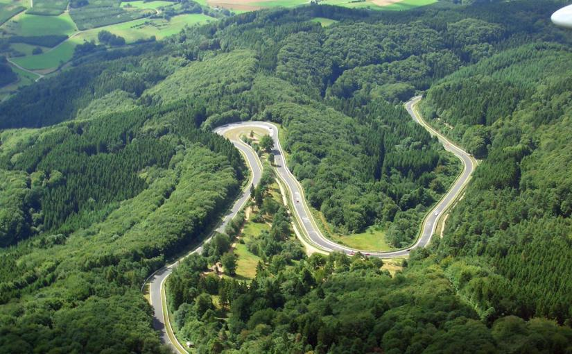 """Nürburgring – """"The GreenHell"""""""